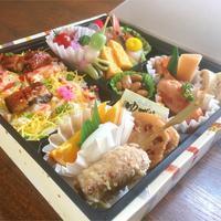 本日の2700円のお弁当は。 - くずし割烹 花々女将通信