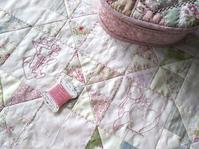 桜色の刺繍糸 - ちくちく薔薇たいむ(*^^*)