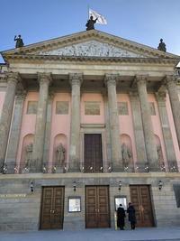 Tristan und Isorde@Berlin Staatsoper Unter den Linden - 雑雑日記(a)