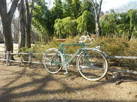 気楽にランドナーを - 自転車で遊んでみよう