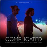 Complicated Remixes - inthecube