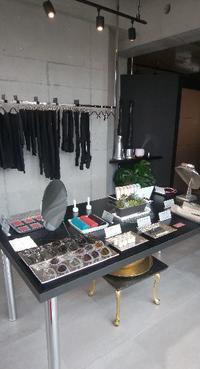 PRIME LINK の新ショールーム@代官山 - 横浜元町のネイルサロンMAUVEの情報サイト~revue au Mauve~