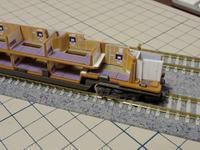 [鉄道模型]「E26系 カシオペア」をメイクアップする(7)スロネE27-202 - 新・日々の雑感