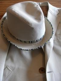 もっと、帽子が面白いぞ! ~オーダーメイド帽子工房~ 第2弾! 編 - 服飾プロデューサー 藤原俊幸のブログ