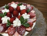 末娘のお誕生日ケーキ♪ - Lilas Bouquet
