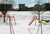 すでに消えた雪上の足跡 - 照片画廊