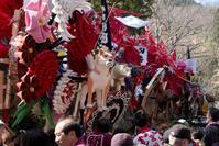 左義長祭りの飾り☆彡 - DAIGOの記憶