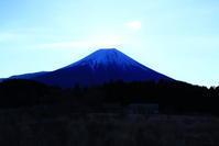 30年3月の富士(22)朝霧高原のダイヤモンド富士 - 富士への散歩道 ~撮影記~
