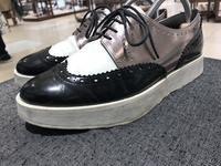 スニーカーのラバー部分のお手入れ - 西日本よかよか靴磨きブログ