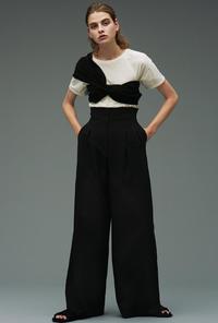 muller of yoshiokubo(ミュラーオブヨシオクボ)ラップTシャツ - jasminjasminのストックルーム