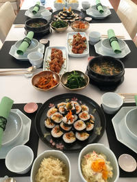 2018年3月の韓国料理 - 美味しい韓国 美味しいタイ@玄千枝クッキングサロン