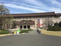 博物館でお花見を@東京国立博物館 - mayumin blog 2