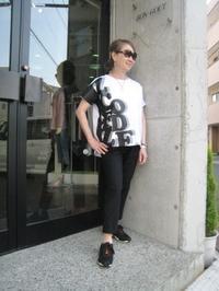 レタードドルマンTシャツ・・・ - BON-GOUT  blog