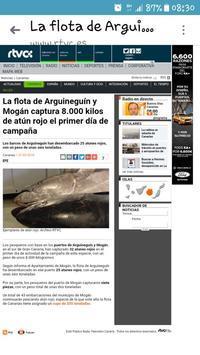 速報 マグロ漁始まる - ユーラシア大陸果ての定置網