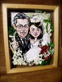 自分の印があったから - 札幌の似顔絵ふで師キムナミ
