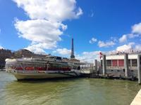 Le Club ル・クラブ〜パリジャンのためのバトームーシュレストラン - keiko's paris journal <パリ通信 - KSL>