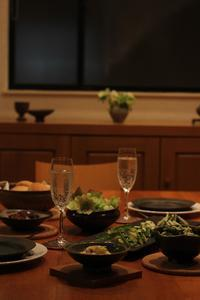 Dinner last Sun - Life w/ Pure & Style