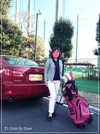 ゴルフの練習と人生の扉 - T's Taste