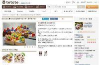tetote販売終了のお知らせ - maruwa★taroのFelt Factory