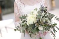 新郎新婦様からの手紙 ENEKO東京の花嫁様花婿様より  夜間飛行 - 一会 ウエディングの花