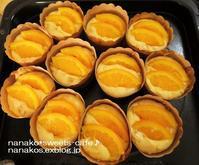 オレンジのマフィン - nanako*sweets-cafe♪