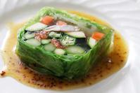 春野菜のテリーヌ - 登志子のキッチン