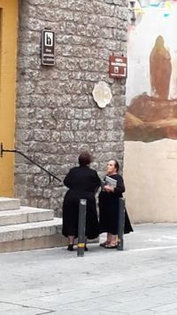 村全体が壁画の美術館!サルディーニャ島「オルゴソロ村」 - シチリア島の旅ノート