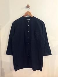 San Francisco / BAND COLLAR LONG SHIRTS - Safari ブログ