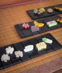 3月24日*赤坂アークヒルズの桜 & 御菓子司 塩野の生菓子 - ぴきょログ~軽井沢でぐーたら生活~