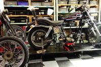 1976FXE1200車体周り - Vintage motorcycle study