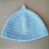 久しぶりに編み編み - 毛糸に恋して