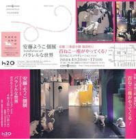 京都芸大の同窓生安藤譲治さん安藤庸子さん夫妻のそれぞれの個展です。ご高覧下さいますようお願いいたします。 - 黒川雅子のデッサン  BLOG版