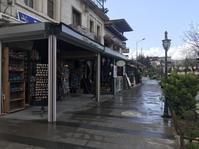 イスタンブールからショップに可愛いお客さま - カッパドキアのデイジーオヤ刺繍ショップ店長日記