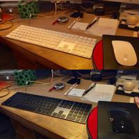 スペースグレイMagic Mouse2・Magic Keyboard - アトリエMアーキテクツの建築日記