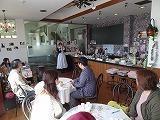 メイド喫茶「メルト」さんとコラボ講座 - 「ハーブガーデン平田」への道