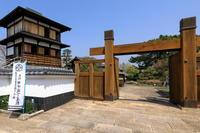 田中城下屋敷の桜 - やきつべふぉと
