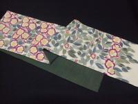 天然染料染卓布「王冠」、完成しました♫ - 「サクラサク」だより