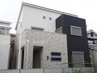 菱江1丁目B号地外構工事も完了!!室内も完成! - グッドワンホームのスタッフブログ