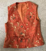 昔リホームした服を修理 - アトリエ A.Y. 洋裁教室