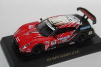 1/64 Kyosho GT-R RACING CAR XANAVI NISMO GT-R - 1/87 SCHUCO & 1/64 KYOSHO ミニカーコレクション byまさーる