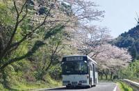平山線廃止 - リンデンバス ~バス停とその先に~