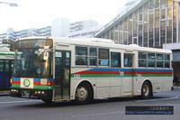 (2018.2) 近江鉄道・滋賀200か387 - バスを求めて…