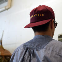 WAKOMARIA CAP & OLIVER PEOPLES - 'One World   /God bless you