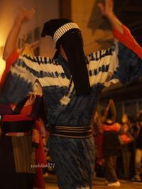 西馬音内盆踊り Ⅻ - 花鳥風猫ワン