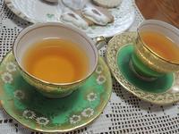 春になると使いたくなるティーカップ - BEETON's Teapotのお茶会