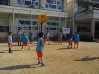20180325_練習試合 - 日出ミニバスケットボール