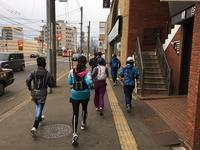 2018春の函館山 - 函館マラソンを走る