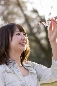 今年の桜ポートレイトは(2) - ポートフォリオ