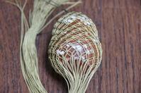 振出しの網袋 - よしのクラフトルーム