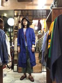 季節感あるブルーアウター!!(大坂アメ村店) - magnets vintage clothing コダワリがある大人の為に。